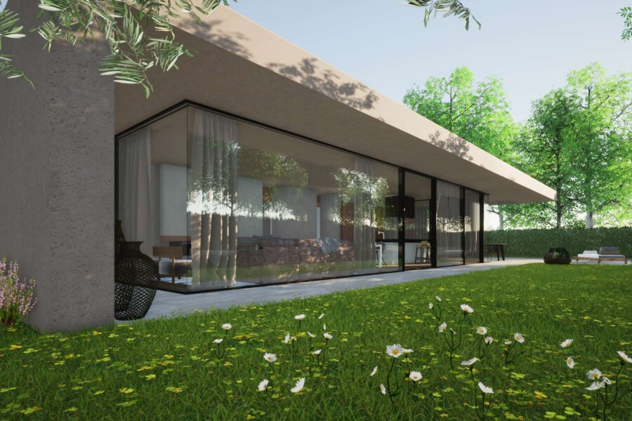 Nuova residenza singola presso Campodarsego